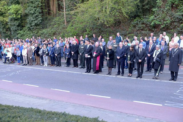 Provinciale Dodenherdenking 2016